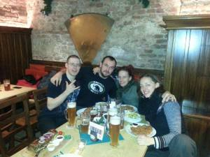 aikido family in Vienna